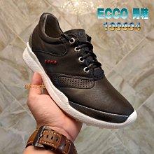 正貨 ECCO BIOM GOLF 高爾夫球鞋 GOLF男鞋 休閒鞋 意大利真皮材質 專屬墊腳 防塵防臭 100604