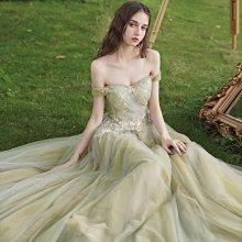 伴娘禮服女顯瘦遮手臂2020新款伴娘團姐妹裙簡單大方閨蜜裝仙氣質 全館免運