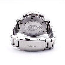 【台中青蘋果】TAG HEUER Calibre 45 CAY211Z.BA0926 二手 自動上鍊 手錶#25129