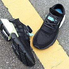D-BOX  adidas Point of Deflection Bridge P.O.D. S3.1 檸檬黑 跑鞋