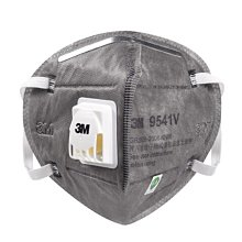 ㊣宇慶S舖㊣可刷卡【台灣現貨】|3M 9541V 20入/盒|KN95 P2活性碳防塵口罩 防PM2.5霧霾 有機氣體