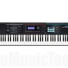 【六絃樂器】全新 Roland JUNO-DS76 高階76鍵合成器