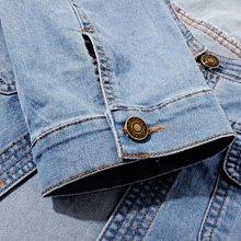 水洗棉 彈性牛仔外套🧡現貨XL