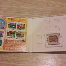 N3DS 3DS 紙片瑪利歐 超級 貼紙貼紙之星 paper mario 日機專用 中文機 NG 售600