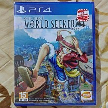PS4 航海王 尋秘世界 中文版 全新未拆
