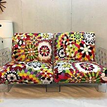 【挑椅子】Pop Seater Outdoor Fabrics 普普風花布沙發 雙人沙發(復刻版) SOFA-01 紅花