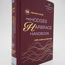 【月界】The Hodges' Harbrace Handbook-18/e_Chery Glenn 〖大學文學〗CJK