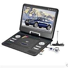 【婷婷小屋】NS-1380 13.3吋TFT-LCD屏DVD + ATV 270°旋轉可攜式DVD播放器機 液晶行動影音