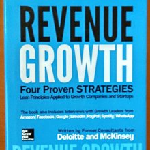 【探索書店407】英文書 Revenue Growth Mcgraw-Hill 978844819707 210305