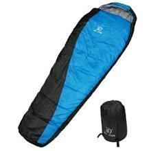 *大營家人造纖維睡袋*DJ-9039 歐洲型保暖4孔睡袋(可雙拼)~戶外休閒居家露營外宿好伙伴