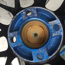 售4孔100 16吋鋁圈 7J ET40 兩條 瑪吉斯 兩條 普利司通 三菱 喜美可裝