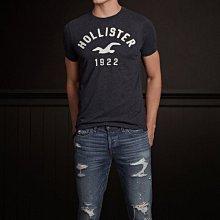 ?? Hollister Santa Monica 刺繡貼布短袖T恤  Abercrombie & Fitch A&F