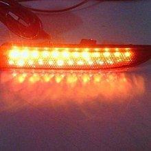 (柚子車舖) 三菱 GRUNDER 專用後保險桿LED燈-可到府安裝 (3線路2段式亮法) a