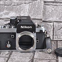 【品光攝影】Nikon F2A Body 單機身 經典機械式底片機 含DP-11測光觀景器 銀機 #70066T