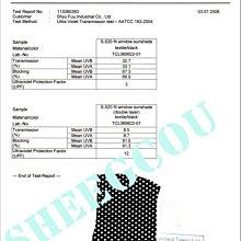 Tailor 太樂遮陽簾六窗隔熱效果達91.5%以上 FORESTER OUTBACK YETI SUPER B