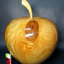 【紅檜 聚寶盆 大蘋果 美麗奇 大顆 平安系列 17】 台灣檜木 黃檜 紅檜 檜木聚寶盆 檜木瘤 樹瘤 檜木桌 奇木