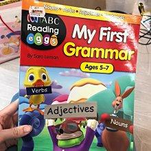 全新  my first grammar 5~7歲 小朋友 英文學習書 ABC EEE