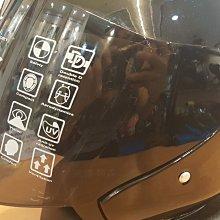 瀧澤部品 SBK SUPER-R PLUS 原廠鏡片 深墨片 半罩安全帽 防刮 遮陽 抗UV 配件 通勤機車重機