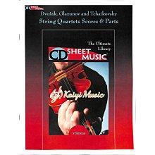 Kaiyi Music ♫Kaiyi Music♫Sheet music string Quartets scores&parts
