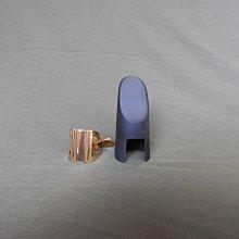 高音平行束圈:一般黑色膠嘴使用,附反向專用護蓋,音色較乾淨、宏亮
