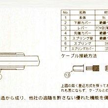 日式 電焊夾 GX-300A JAPAN Style Welding Electrode Holder GX-300A