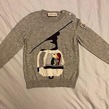 Moncler 大嘴鳥搭乘滑雪纜車 兒童線衫(18-24月)
