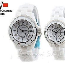 【JAYMIMI傑米】Valentino #范倫鐵諾 古柏高精密全陶瓷手腕錶J12款式 #對錶 #陶瓷錶 不刮傷水晶鏡面