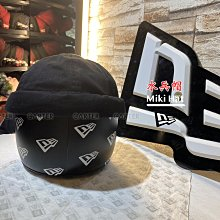 New Era branded miki hat (FRENCH) one size 水兵帽黑色