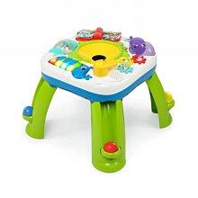 *小踢的家玩具出租*C663 kids II Bright Start多功能音樂遊戲桌~即可租