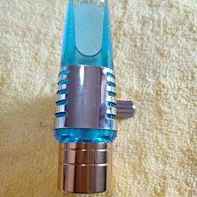 最受歡迎的半金屬吹嘴-夢幻藍給您最溫柔的聲音 中音6C台灣現貨(非ESM但音質很甜美)