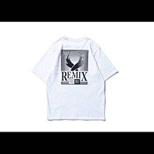 Remix GRATING TEE XL 白