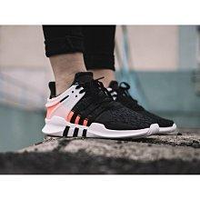 老夫子 Adidas Originals EQT Support ADV BB0543 黑粉紅休閒運動慢跑鞋男女