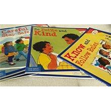 15冊/套 Learning To Get Along行為教養情緒管理情商養成系列15冊 IQ EQ培養低幼兒童英語繪本 好再來O