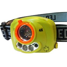 大營家購物網~露營燈 21720 LED。鷹眼 輕巧感應式頭燈 適合登山露營釣魚夜間照明