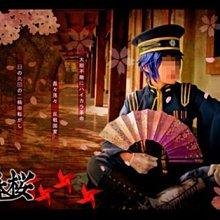 【便宜出清、出售】cosplay衣服.Vocaloid.V家.初音未來.KAITO.大哥.千本櫻.軍服.軍裝