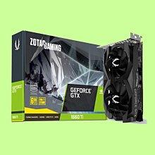 5Cgo【聯強】ZOTAC索泰  GeForce GTX 1660 AMP 6GB GDDR5 顯示卡  3年保 含稅
