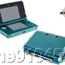 3DS水晶殼 N3DS 透明殼 舊款3DS 保護殼 小3DS 硬殼 保護套 水晶硬殼 舊款專用 現貨 另有其他型號水晶殼