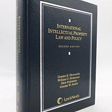 【月界2】International Intellectual Property Law&Policy〖大學法學〗CQD
