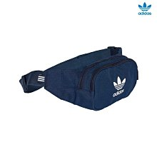 YISZ WORLD 現貨正品 adidas Originals愛迪達 肩腰包 GD4592_軍藍