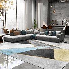 【好品質】現代簡約客廳地毯沙發茶幾毯灰色風北歐輕奢臥室地毯房間家用地墊
