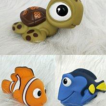 阿里家 散貨海底總動員小丑魚海龜多利寶寶洗澡玩具可噴水擺件兒童玩具/訂單滿200元出貨