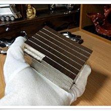 方形強力磁鐵--10mmx10mmx2mm--做磁吸小物超實用!