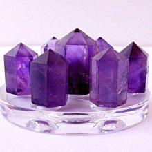 小風鈴~天然巴西六角晶柱紫水晶七星陣~(大)助考運! 附壓克力七星盤!