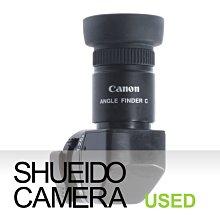 集英堂写真機【3個月保固】良品 CANON ANGLE FINDER C 垂直觀景器 直角觀景器 取景器 14843