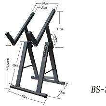 【六絃樂器】全新 Stander BS-318B 音箱架 喇叭架 / 現貨特價