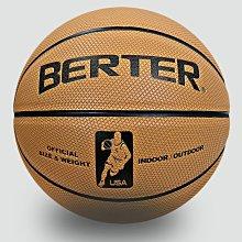 BERTER 十字紋籃球 深溝 真皮手感 同  WATSING 材質 7號球  室內外 耐磨 軟PU 好掌控含配件