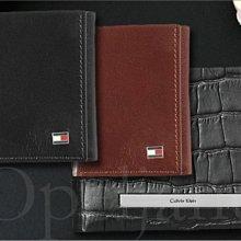 $859 Calvin Klein CK卡文克萊真皮證件夾中夾皮夾或Tommy Hilfiger三折短夾愛Coach包包