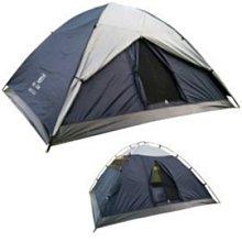 *大營家帳篷*DJ-331 狩獵者經濟型六人帳篷     ~帳棚;睡袋 是露營的好伴侶~~