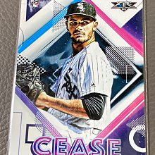 Dylan Cease 2020 Topps Fire #53 RC rookie card