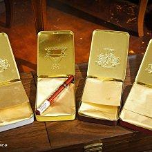 美國帶回復古小雪茄空鐵盒 有多個 老鐵盒 [TIN-0108] 復古裝飾 擺飾 復古家飾 二手舊鐵盒 雜貨 古道具 老件